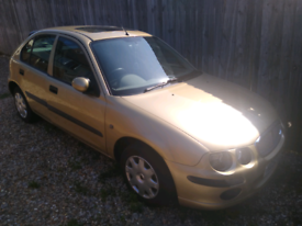 2004 Rover 25 1.4 low mileage only 29k