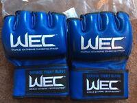 MMA - WEC - GLOVES - VERY RARE!!!!