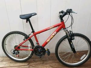 Iron Horse Youth  Mountain Bike 21 Speed Bicycle