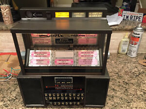 Rare SC1 Seeburg Consolette
