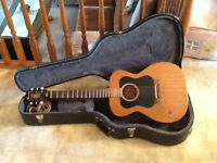 Guitar - VINTAGE HARMONY Acoustical Six String Left Handed