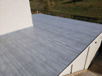 Hiring Aluminum Railing Installers & Roofers with Heat seaming