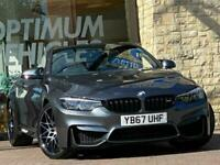 2017 BMW M4 COMPETITION PACK Semi Auto Convertible Petrol Automatic