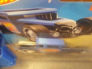 Hot wheels blister display