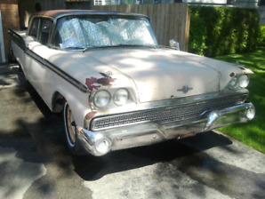 Ford Meteor Rideau 1959 ..obo.