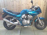 Suzuki Bandit 600s *long mot*cracking wee bike*