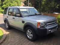 2008 '08' Land Rover Discovery 3 2.7TD V6 GS, 5 Door, 4x4, Manual, 7 Seater.