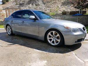 2004 BMW 545i Sport Model E60