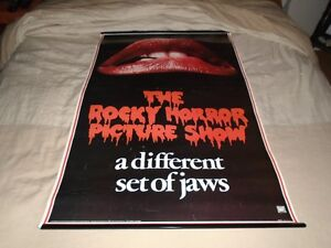 Vintage ROCKY HORROR PICTURE SHOW 'A Different Set of Jaws'