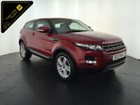 2012 RANGE ROVER EVOQUE PURE SD4 DIESEL COUPE SERVICE HISTORY FINANCE PX WELCOME