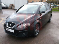 2015 Seat Altea XL 1.6TDI CR Ecomotive I TECH DAMAGED REPAIRABLE SALVAGE
