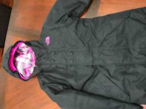 Size 10-12 North Face Winter Jacket