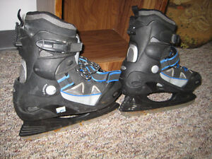 Vibes flexcuffs Skates $10 or best offer Size 9