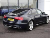 2014 Audi A6 Saloon 2.0 TDI ultra Black Edition S Tronic 4dr