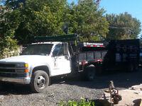DEAL!! , 1998 skid skeer , 2002 dump truck , 2014 dump trailer