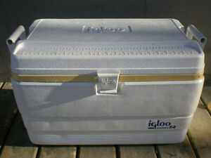 Large White 54 Litre Hard Sided Cooler Peterborough Peterborough Area image 1