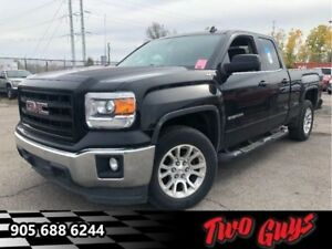 2014 GMC Sierra 1500 SLE  - 4x4 -  BACK UP CAMERA