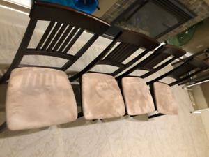 4 x Dinning Chairs • Kitchen Chairs
