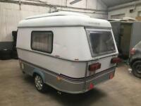 ERIBA PUCK CLASSIC RARE RETRO CARAVAN 2 BERTH IMPORT FINANCE? PARTX?