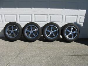 Michelin X-Ice 18-in Winter Tires and Rims