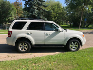 2011 Ford Escape Limited Edition V6 3.0L