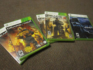 XBox 360 Games - Gears...3, Gears ... Judgment, Halo 3 - ODST Kitchener / Waterloo Kitchener Area image 7