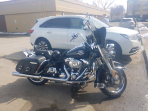 2009 road king classic mint