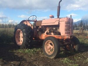 Trade tractors for firewood truck or sale