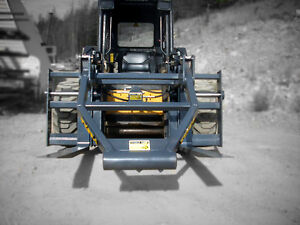 Skid Steer Mat Grapples - Heavy Duty Used / New / Rentals
