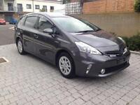 Toyota Prius+ 2012(62reg) PRIUS+ 1.8 HYBRID AUTO 7 SEATER CAMERA PANAROMIC SUNRO