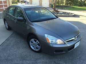 2006 Honda Accord EX-L Heated Leather, Low Kms. Finance OAC