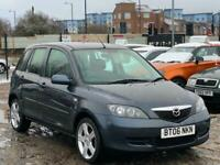 * 2006 MAZDA 2 Mazda2 1.4TD CAPELLA 5 DOOR + MEGA LOW 57K MILES + HPI CLEAR *
