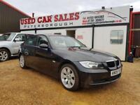 2008 08 BMW 3 SERIES 2.0 318D EDITION ES 4D 141 BHP DIESEL