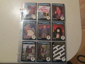 180 ADVANCED DUNGEONS AND DRAGONS 2ND EDITION 1991TRADING CARDS