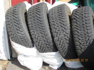 Good Year Snow Tires