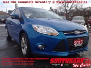 2013 Ford Focus SE5-Speed Manuel, Great Shape!
