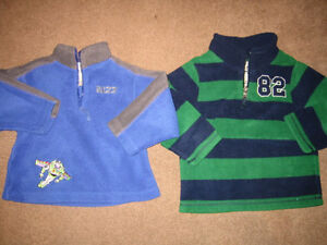 Boys Size 2 Sweaters and Jackets