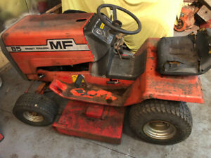 70s Massey 85  great for parts