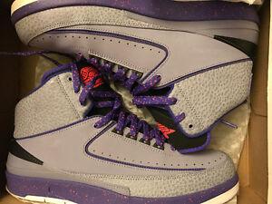 """Air Jordan 2""""Iron Purple"""""""