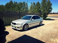2002 BMW 330i 5 Speed Manual