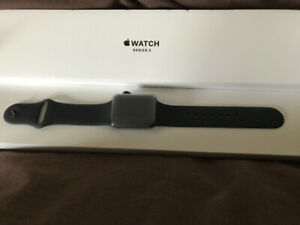 New never used Apple Watch Series 3, GPS, 38mm