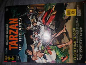 Gold Key Comic Tarzan of the Apes no.160 September 1966