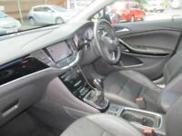 2017 Vauxhall Astra 1.4t Elite Nav 5dr 5 door Hatchback