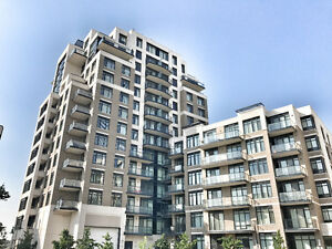 Condo for sale in Downtown Markham 2+1 bedrooms and 2 washrooms
