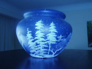 ~ Original Pottery Painting by Jill 0ria ~