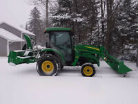 Snow Removal/Plowing