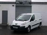 PEUGEOT EXPERT 2.0HDi 120PS UNDERCOVER DELIVERY LOGISTICS COURIER CAMPER VAN