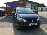 2015 Seat Mii 1.0 12v ( 60ps ) I-TECH PETROL NEW SERVICE LOW MILAGE