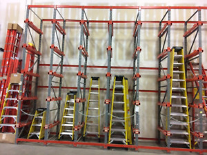 USED Bulk Reel Rack for Sale
