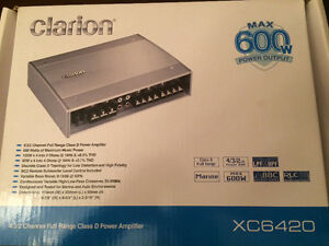 Clarion Amp for Sale